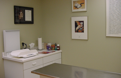 4 spacious exam rooms with computerized medical records